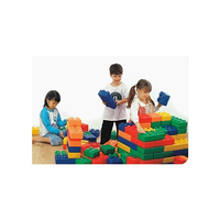 Kid Large Toy Plastic Building Blocks with new styles LE.P