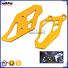 BJ-RP-YA001 Aftermarket CNC Aluminum Motocross Footrest Rearset Plate For Yamaha Yzf-R25 2013-2015