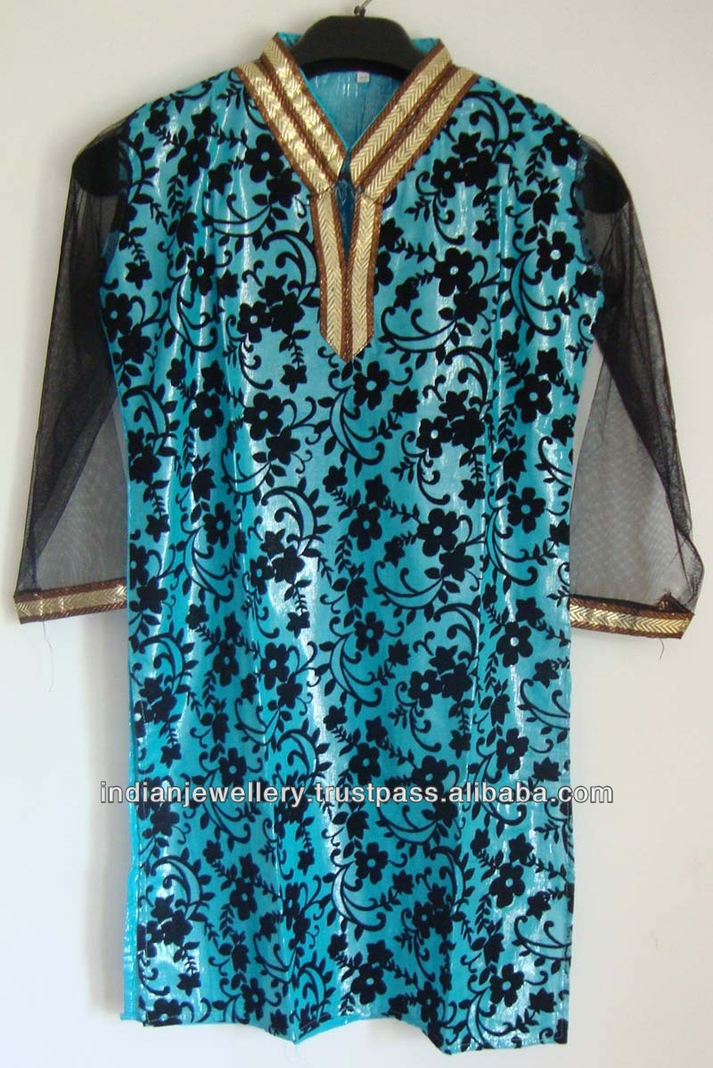3949d3b0341518 Synthetic Ladies Fashion Tops Kurtis Manufacturer