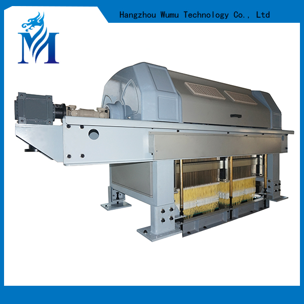 Hot sale jacquard label loom 2688 pins machine for export