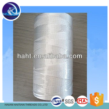 china high tenacity 210D polyester fishing twine for fishnet