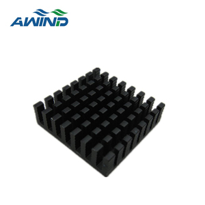 AL 6061 T5 aluminum extrusion profiles heat sink for LED