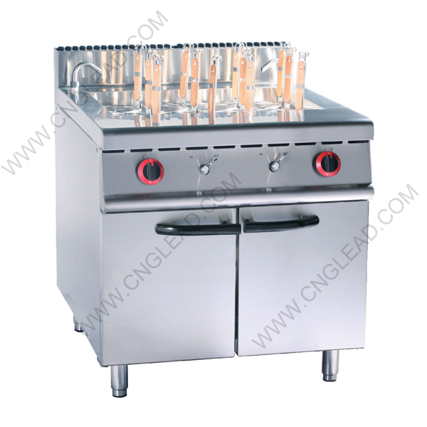 700/900 Series Electric italy pasta cooker wirh cabinet for wholesale