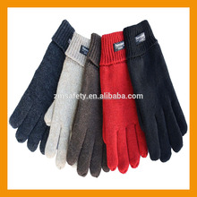 Customized Thinsulate Thermal Lined Winter Acrylic Knitted Glove