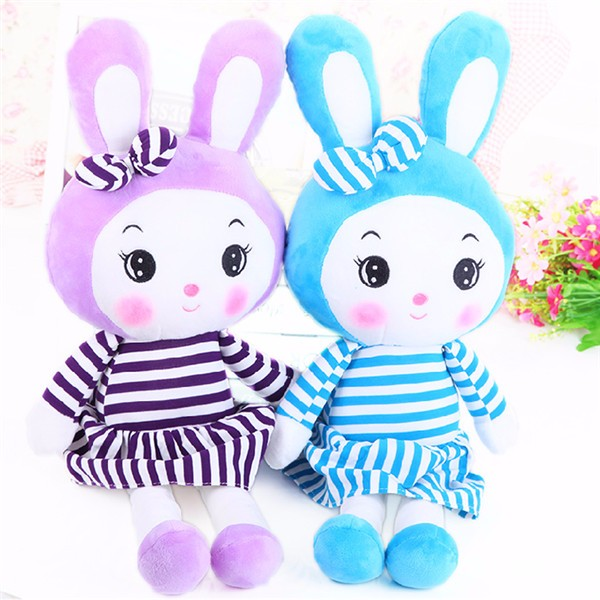 42cm Cute Large Soft Stuffed Animal Bunny <strong>Rabbit</strong> Toy for Baby Girl Kid Gift