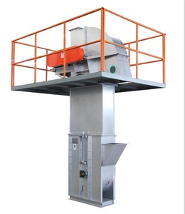 Manufacturer offer TDTG Series Bucket Elevator For feed pellet line with 20years experience(whatsapp:008615961276162)