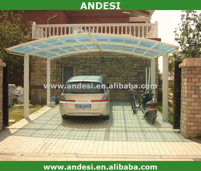 Buy Parking Carport,Plastic Roof