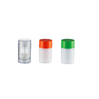 Wholesale AS plastic 30g 50g 75g deodorant/glue/lip stick containers/tubes