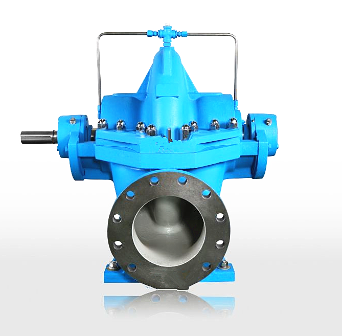 Continuous delivery flow pressure end suction cryogenic main parts duplex centrifugal electric water pump for diesel transfer
