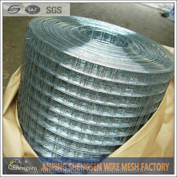 Hot Dipped Galvanized Welded Wire Mesh/non-galvanized Welded Wire ...