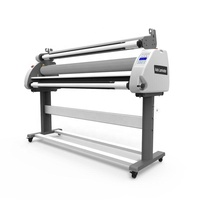Hot sell 1600mm 63inch automatic cold laminator FY-1600DA
