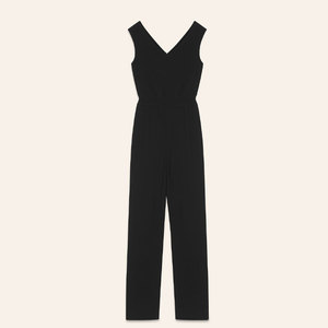 Top quality women formal jumpsuits adult bondage pants with straight cutting