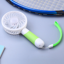 Summer 2018 Mini Air Cooler Portable Rechargeable Handy Fans for Outdoor Sports Traveling