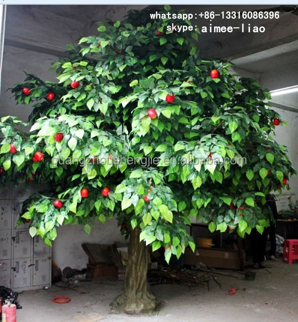 Q011902 rboles frutales para la venta grande outdoor for Arbol artificial decoracion