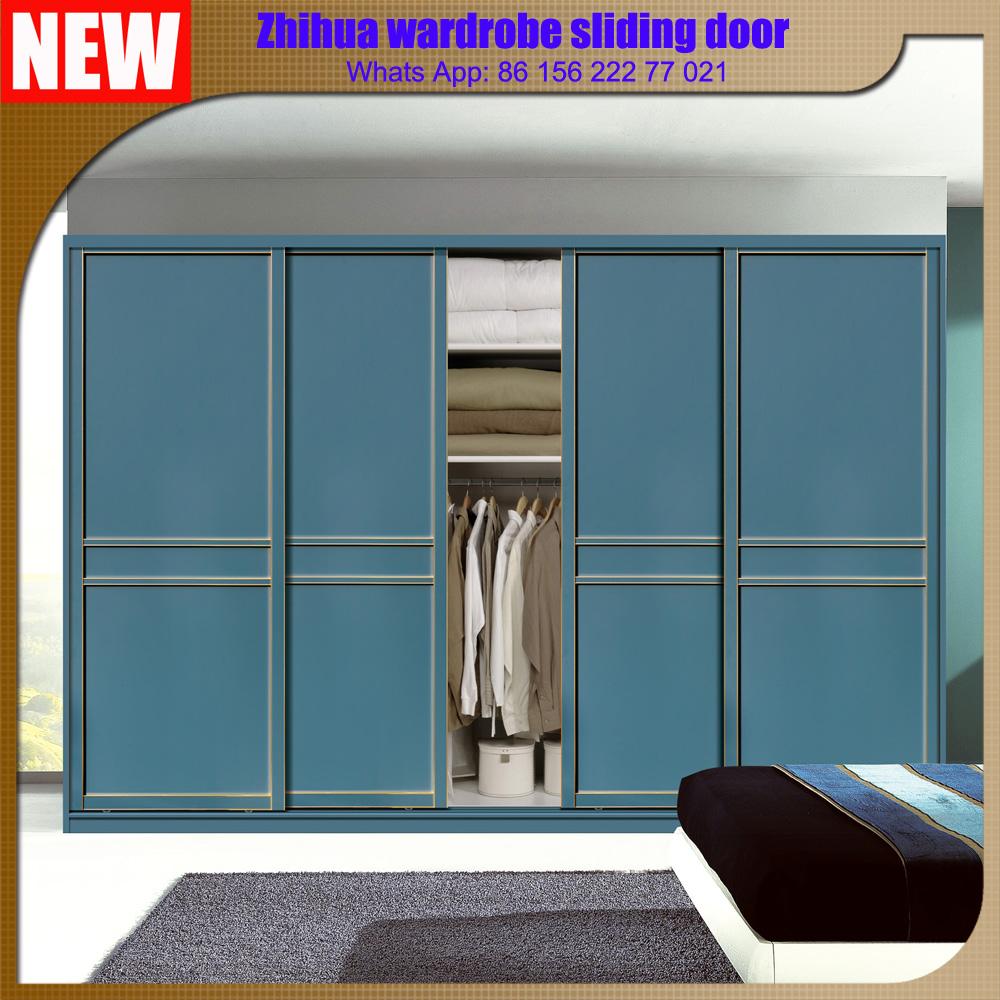 Zhihua New Modern Design 3 Door Closet Bedroom Wardrobe Sliding Door Buy Latest Wardrobe Door Design Sliding Mirror Wardrobe Doors Free Standing Wardrobes Sliding Doors Product On Alibaba Com