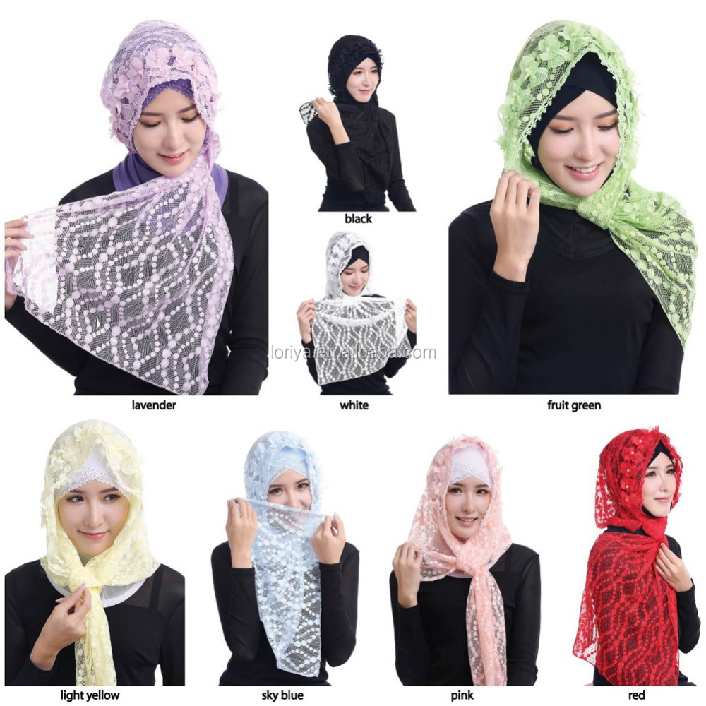 Fashion shawl scarf caps wholesale price inner hijab in stock