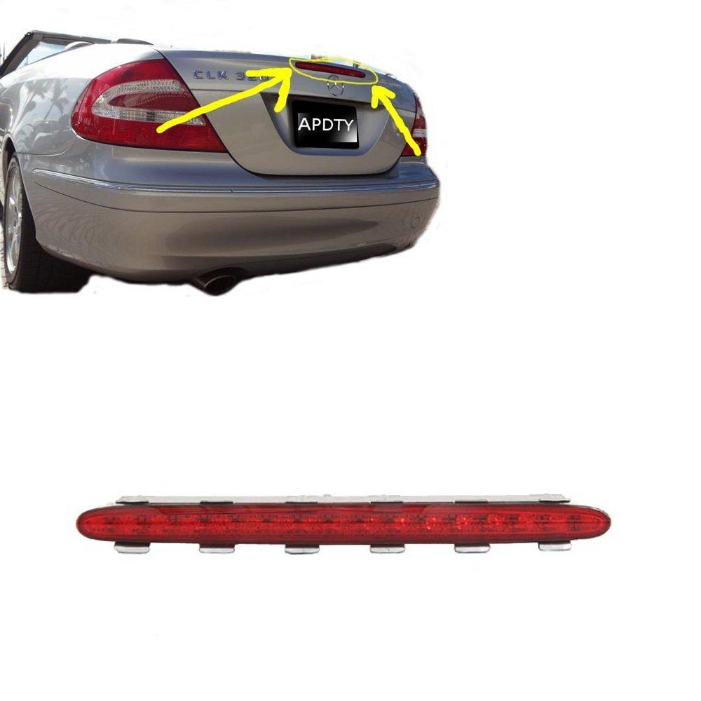 New OE Mercedes 2098201056 Rear Third Brake Lamp / High Mount Light -In Trunk