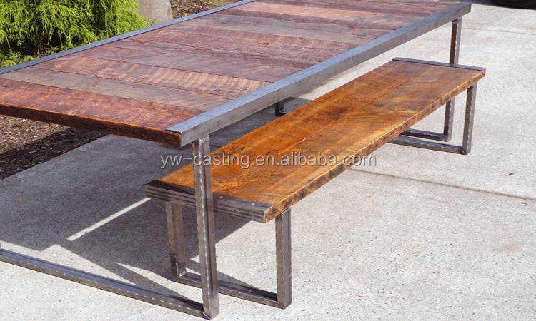 Miglior prezzo ferro battuto tavolino tavolo da pranzo mobili
