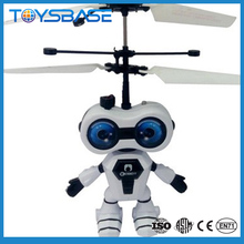 Large Eye Mini Insects Spaceman RC Flying Robot Toy
