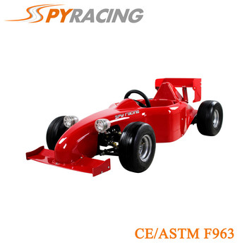 350W Electric Go karts for Christmas gift Go Kart with Remote Controller