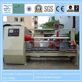 automatic pvc pipe cutting machine