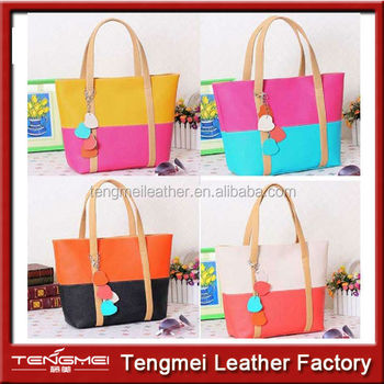 Lady Leather Handbag Whole Italy Brands Made In China