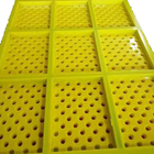 Screen Factory Price Vibrating Screen Mesh China Best Price Pu Vibrating Mesh Screen Pu Sieve Mesh Screen Panel