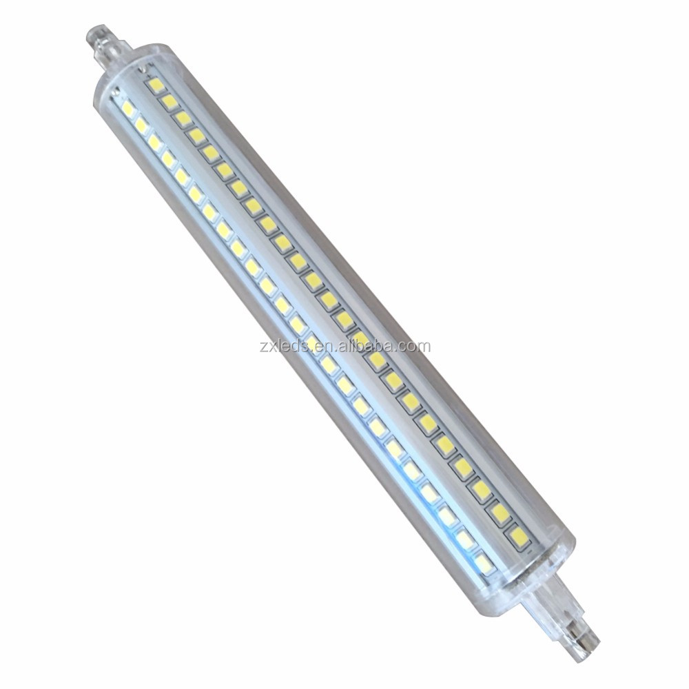 R7s led-beleuchtung 189mm, r7s j189 halogenlampe, r7s led-beleuchtung 189mm 15 watt
