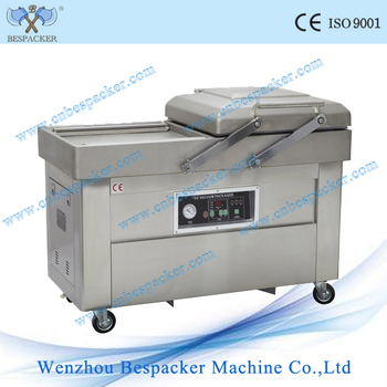 DZ 400 Double Chambers Vacuum Packing Machine Packaging Pcb