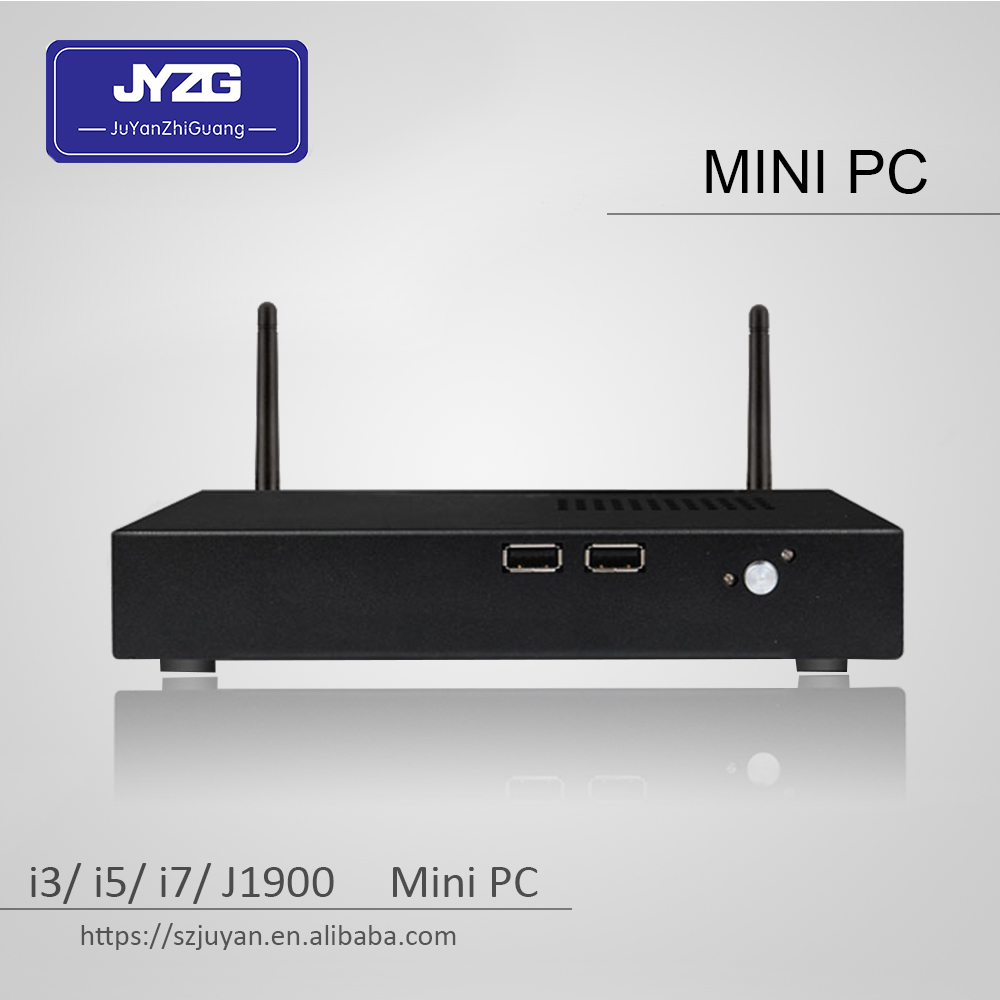 Cheap mini pc station thin client i5 2410M dvb-t mini pc with sim slot