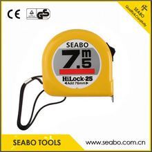Hot Sale new salable steel measuring tape with customized logo