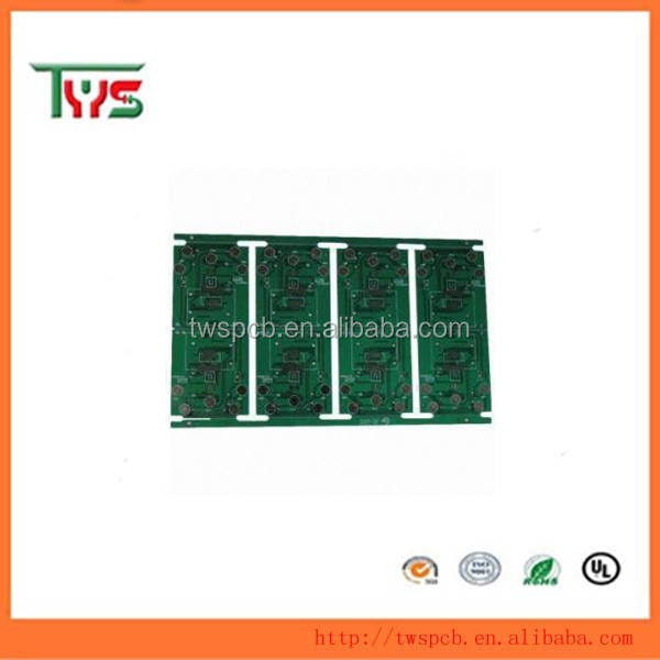 4-30 layers 94v0 ul soft gold power bank printed circuit board