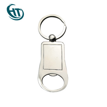 Factory Cheap Nice Quality Custom Bottle Opener Keychain