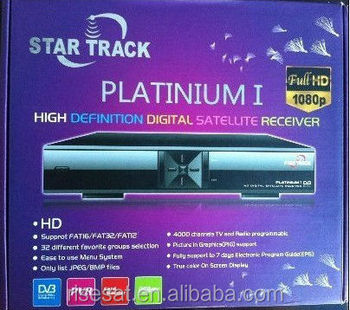 HOT product STAR TRACK GALAXY I 2014 HD SUPPORT WIFI AND BISS