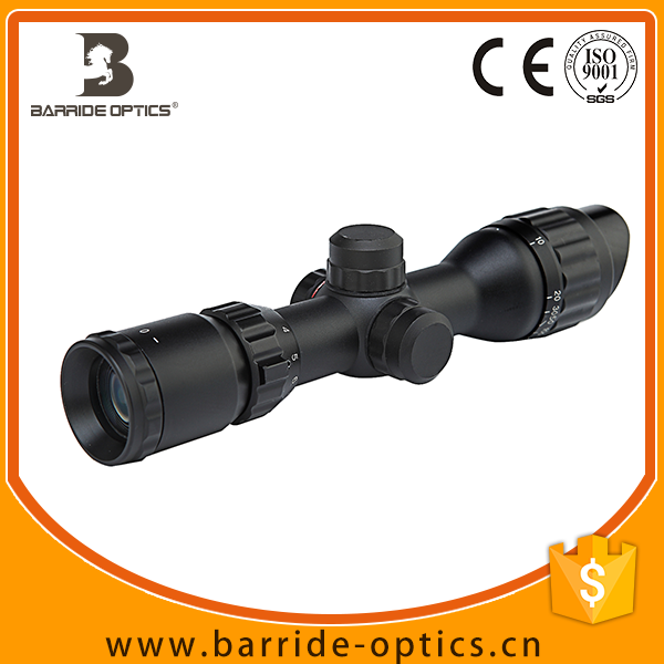 3-9x Reticle illuminated tactical rifle scope for hunting(BM-RS3001)