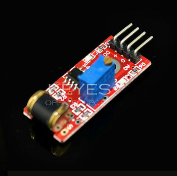 Robot 801s Vibration Sensor Vibration Model Analog