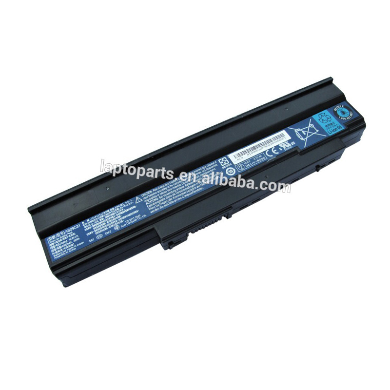 Rohs 4400mah laptop battery 6 cell price for acer as09c31