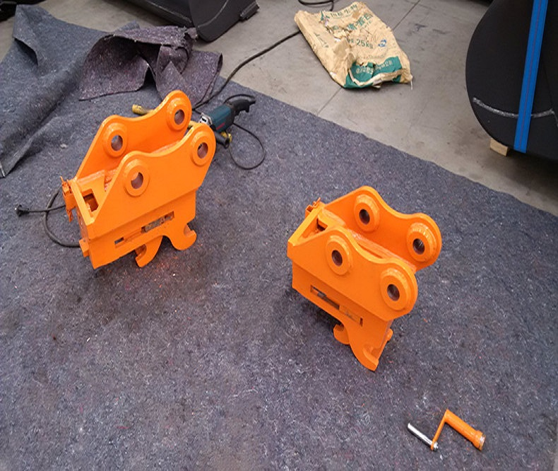 Hitachi spares small excavator quick hitch manual type made in China