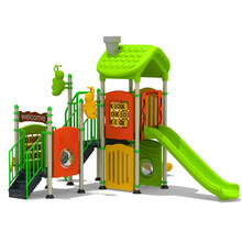 Outdoor plastic playsets for toddlers