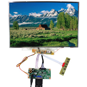 17 Inch LCD Panel 1920x1200 CCFL Backlight With VGA Board
