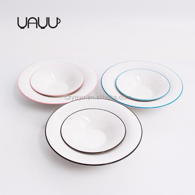 China China White Porcelain Plates Wholesale 🇨🇳 - Alibaba