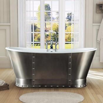 bust cream spa enameled cast iron bathtub porcelain baby bath tub
