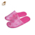 Fashion 100 Cotton Velvet Ssex Animals And Girl Flat Slipper Wholesale Shoe Soles