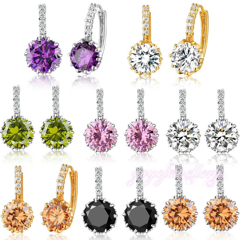 earring rose earrings suppliers alibaba wholesale cut showroom carat diamond gold brilliant