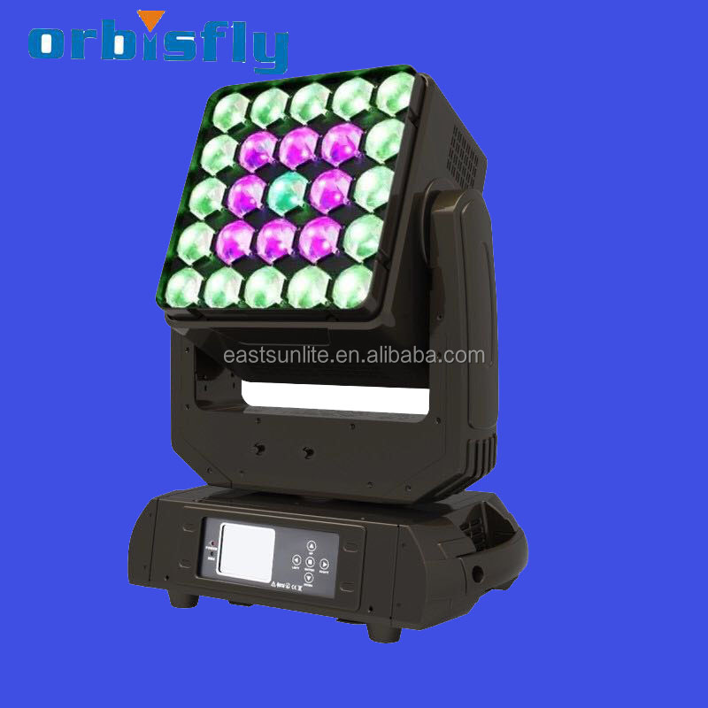 Magic Panel Zoom led pixel Matrix move head beam wash move