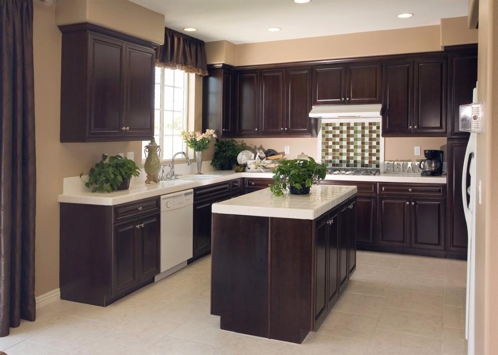 Cocina Muebles Gabinetes De Cocina De Diseño Molduras De Gabinetes De  Cocina Para Espacios Pequeños - Buy Diseño Casero Cocina,Cocina ...