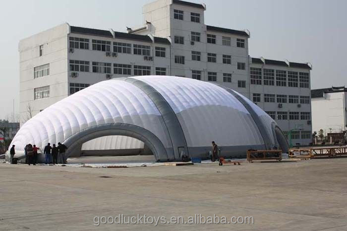 Commercial large inflatable sports dome tent / inflatable tennis court / inflatable tennis dome
