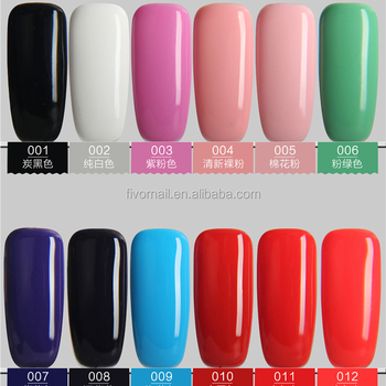 Factory In China Gel Polish Metallic Color Soak Off Uv Led Chrome