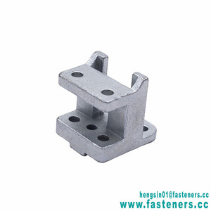 Factory price Investment Casting Steel Construction Hardware