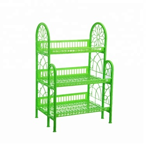 Household Items Dinner Plate Racks For Kitchen Plastic Dish Rack
